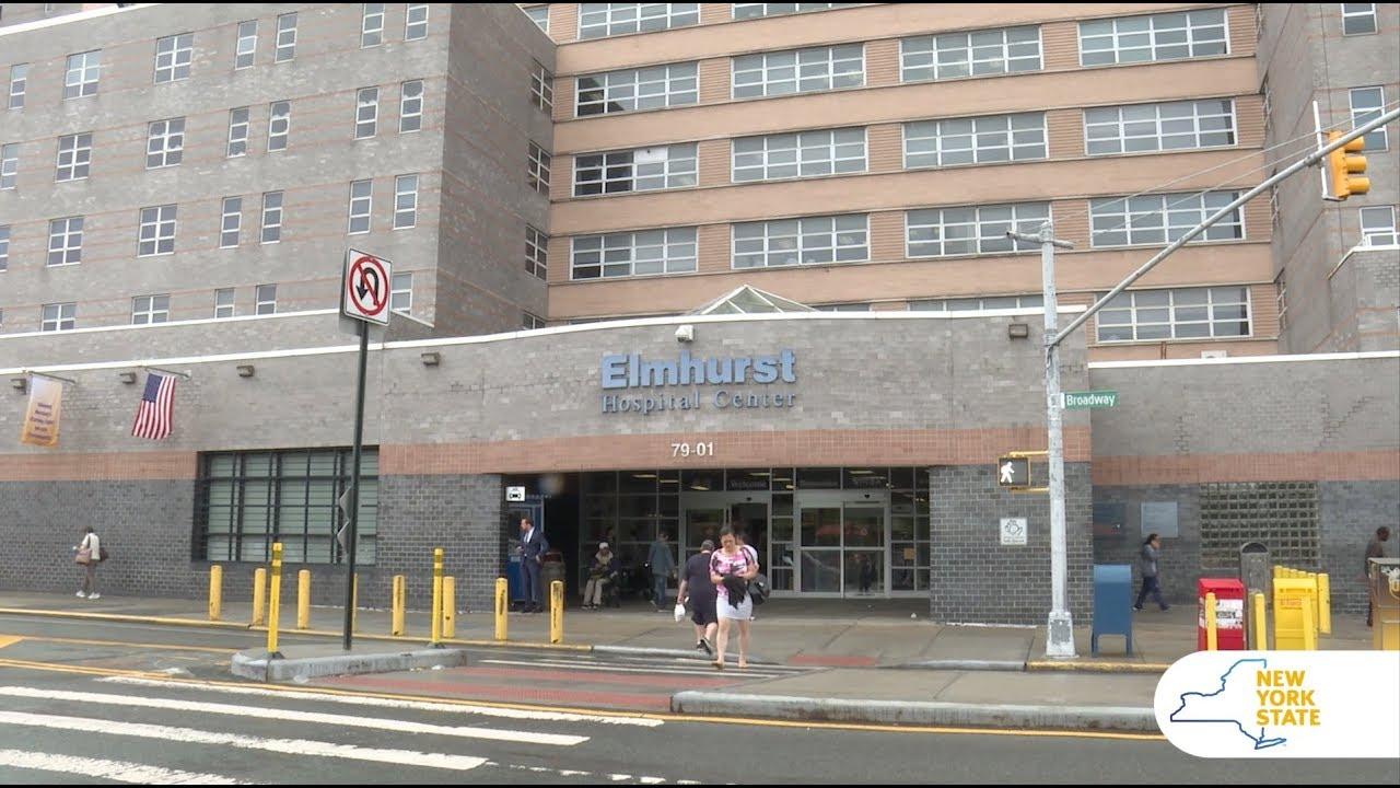 Energy Technology in One Minute - Elmhurst Hospital