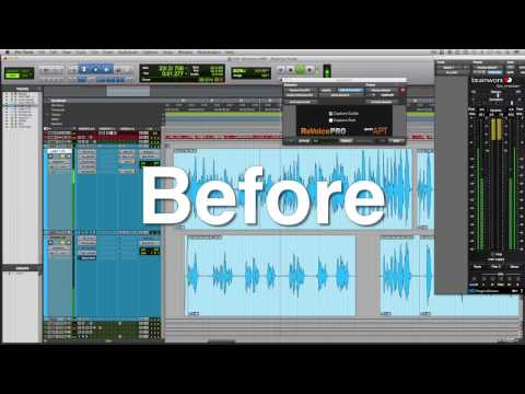 How To Align and Pitch Overdub Vocals To Match Lead Vocals [Mix Talk Monday]
