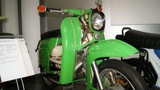 DDR IFA SIMSON SCHWALBE SCHNITTMODELL KR 51 OLDTIMER MOTOR 2 Takt