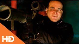 Пайк взрывает корабль и рушит планы ✦ Команда А (2010)