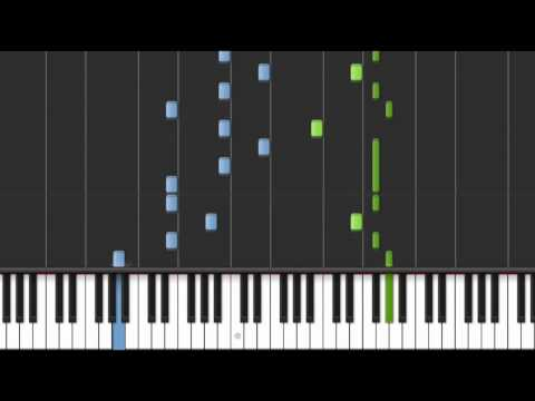 All Time Low - Kids In The Dark - Piano Tutorial