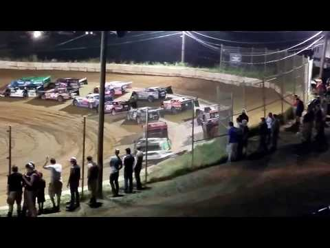 Late Model Feature @ Wartburg Speedway (5-28-17)