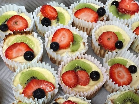 Mini Cheesecakes- Original and Lemon