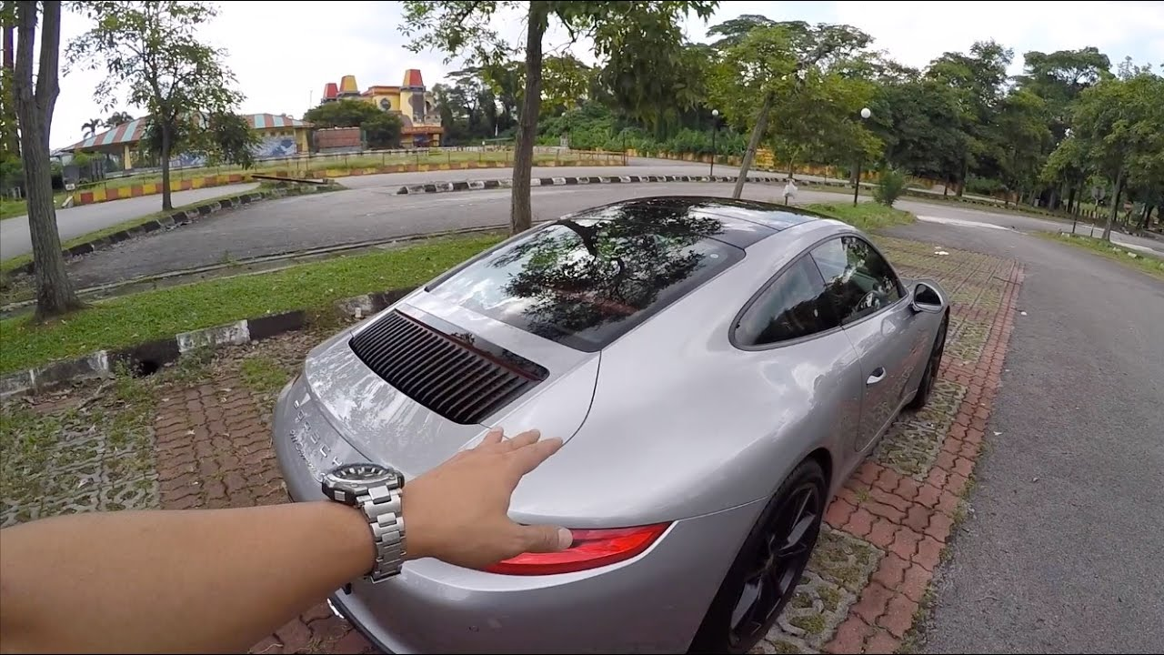 Evo Malaysia Com 2017 Porsche 911 Carrera S Full In Depth Review By Bobby Ang Youtube