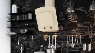 Кухонная вытяжка ELEYUS CLASSIC LED SMD - видео обзор вертикальной вытяжки