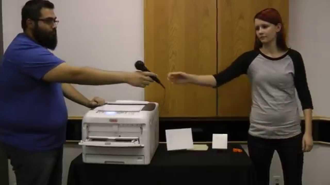 35927cdb0 OKI C831-TS LED Printer--Metal Sheet and Ceramic Tile Heat Transfers ...