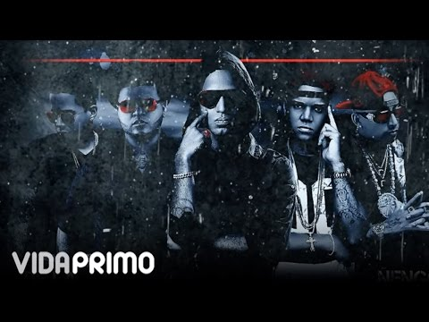 Los Reyes Del Malianteo - ft Arcangel, De La Ghetto, Ñengo Flow, Farruko, D [ Lyrics Video]