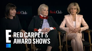 """Book Club"" Stars Give Spicy Relationship Advice 