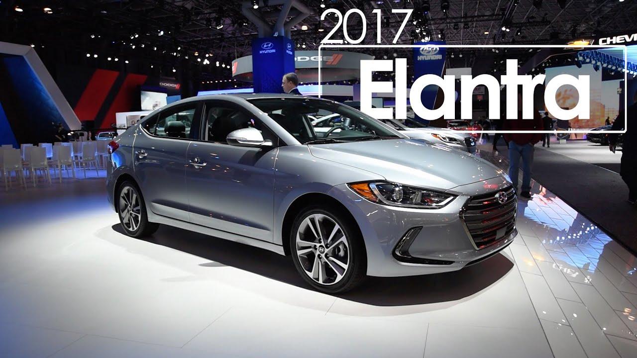 2017 hyundai elantra 2016 new york international auto show youtube rh youtube com