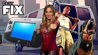 gta 5 s new mode and wii u gamepad in japan ign daily fix
