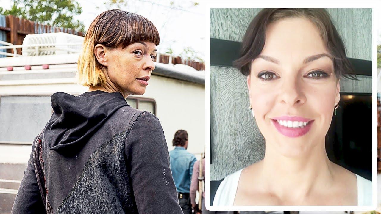 Download Pollyanna McIntosh On Creating Jadis in The Walking Dead