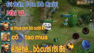 Troll Game _ Yo Game Bán Phô Mai Con Bò Cười Và Cái Kết Hài Hước