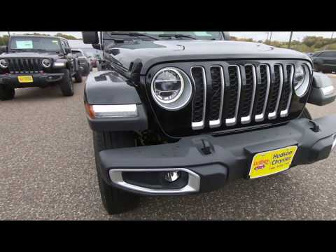 2020 Jeep Gladiator RUBICON 4X4 Crew Cab - New Truck For Sale - Hudson, WI