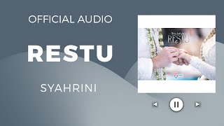 Gambar cover Syahrini – Restu (Official Audio)