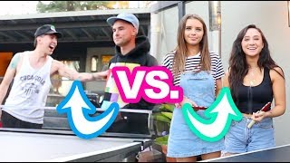 ROOMMATES SURPRISE US WITH HOUSE GIFT!! (BOYS vs. GIRLS)