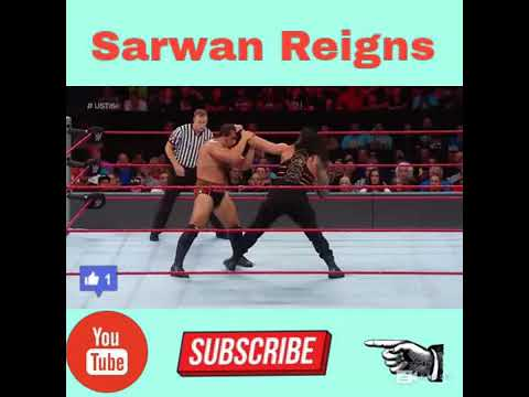 Roman Reigns vs Rusave full match Gym song