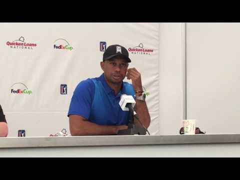 Tiger Woods on Olympics