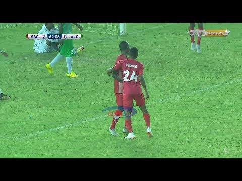 MAGOLI YOTE: SIMBA SC 5-1 ALLIANCE FC; (TPL - 24/10/2018)
