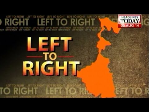 The changing politics of West Bengal : From Left to Right