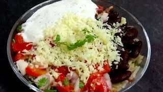 How to make Vegetarian Burrito Bowl recipe |  Easy Burrito Bowls | Italian food recipes