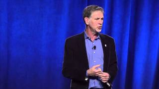Reed Hastings, Keynote Speaker, CCSA Conference 2014