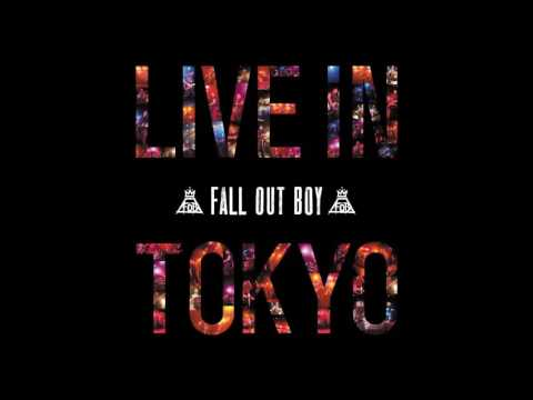 Fall Out Boy - 'Beat It' Live In Tokyo (2013) AUDIO
