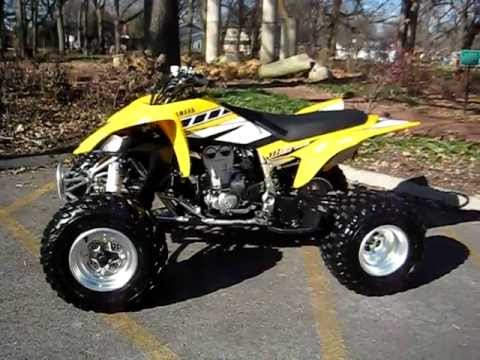 walk around for sale 2006 yamaha yfz450se 50th anniversary