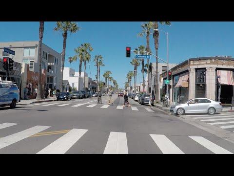 Venice Beach & Santa Monica, CA