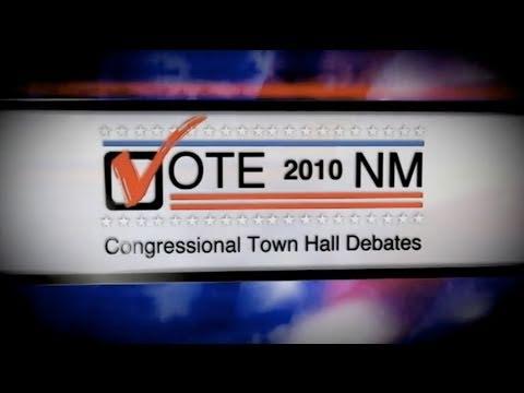 EXCLUSIVE: CD3 Debate - Tom Mullins & Ben Ray Lujan (2010-10-09)