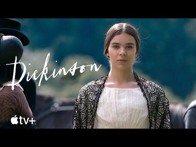 "Dickinson - Official ""Afterlife"" Trailer | Apple TV+"