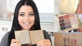 Review: Stila Eyes Are The Window Palettes Mind & Soul + Swatches