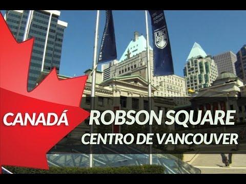 Vancouver, Canada - Robson Square / Galeria de Arte