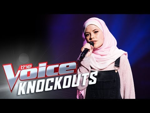 Brittania Clifford-Pugh performs Imagine | The Voice Australia 2017