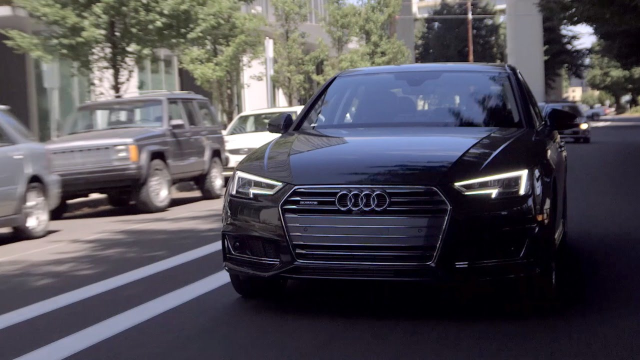 Audi A Offers Advanced Driver Assistance YouTube - Audi offers