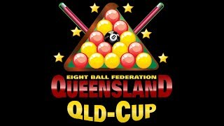 2018 Qld Cup - Men's Team - Round 1 - 3:30 PM City v Pioneer