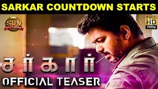 CountDowns of Sarkar Teaser Starts