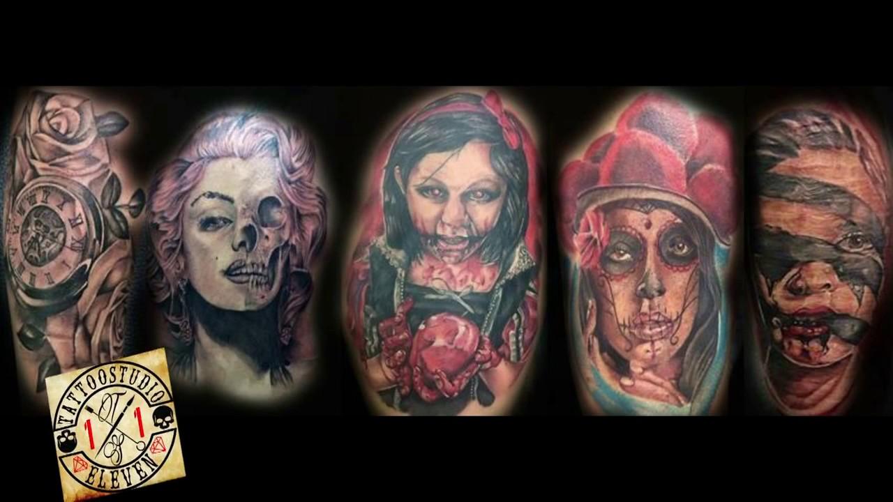 Tattoostudio 44 // Timelapse // Made by Chris Lehmann - YouTube - Tattoo Studio Freiburg