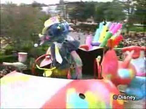 Tokyo Disneyland Hulihuli Restless(Find Stitch HanaHou)