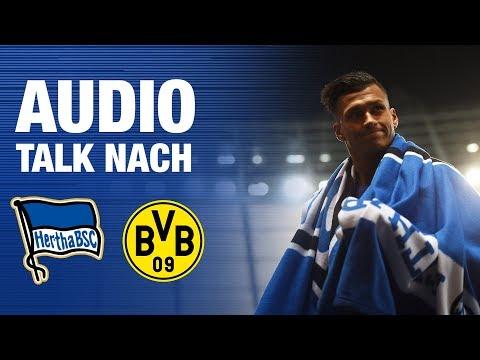 AUDIO TALK NACH DORMUND - Stimmen - Hertha BSC - Berlin - 2018 #hahohe
