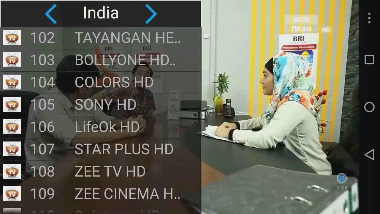 BirdX IPTV380+ HD Malay Astro Channels Taiwan HK China Singapore Live TV
