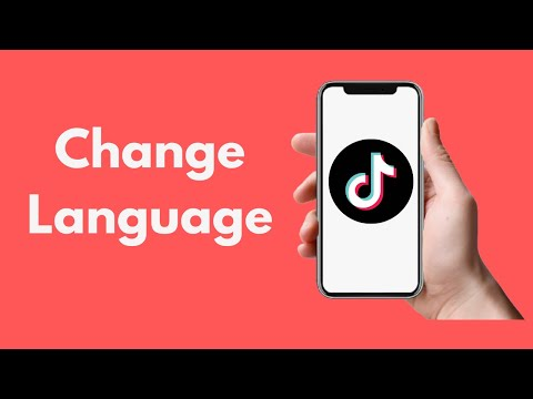 How To Change Language In Tik Tok UPDATED
