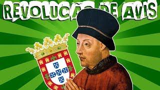 A REVOLUÇÃO DE AVIS E A FORMAÇÃO DE PORTUGAL