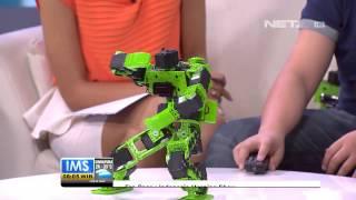IMS - Robot buatan remaja Indonesia