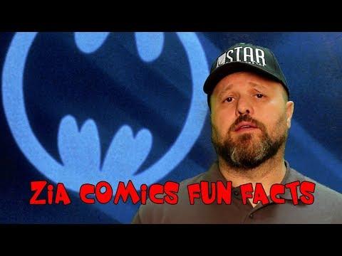 Bill Finger DC Comics secret legend | ZIA COMICS FUN FACT