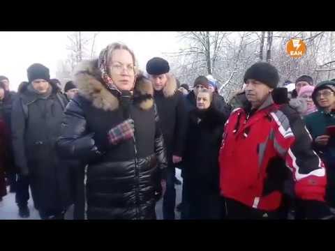 Частный сектор Екатеринбурга митингует против Генплана