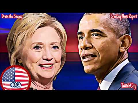 TOM FITTON: There Are AT LEAST FOUR Anti-Trump Dossiers By Obama-Clinton Cabal