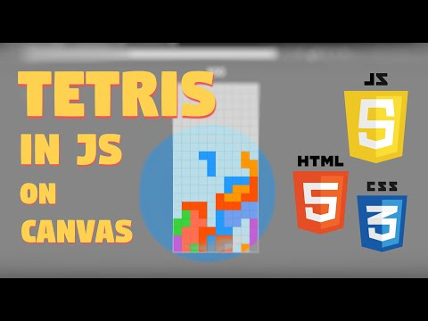 Let's Make 15 Games In JavaScript: Tetris In 15 Minutes!