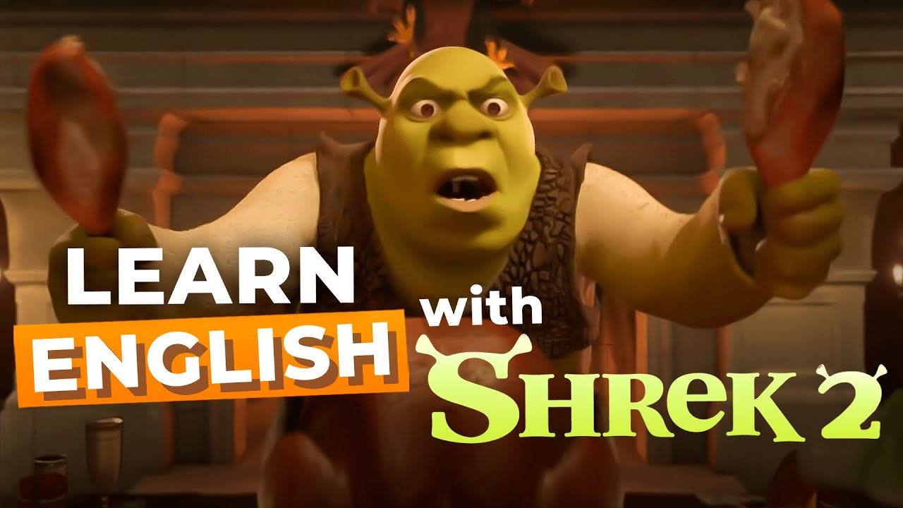 English for Dinner Parties I Learn Polite Manners with Shrek!