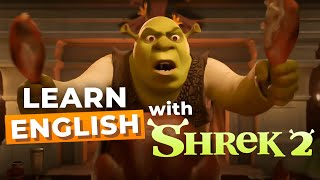 English for Dinner Parties | Learn Polite Manners with Shrek 2!