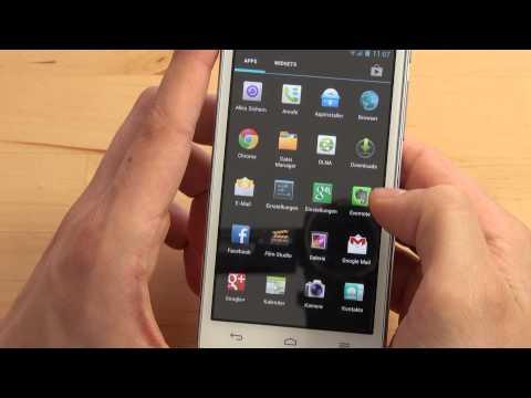 Huawei Ascend G615 - Bedienung - Teil 2